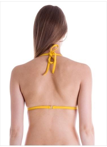 Ayyıldız Bikini Üst Sarı